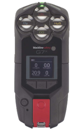 The G7x line is the latest and greatest innovation when it comes to portable wireless gas detectors. Learn more and Respo Products today to get yours.